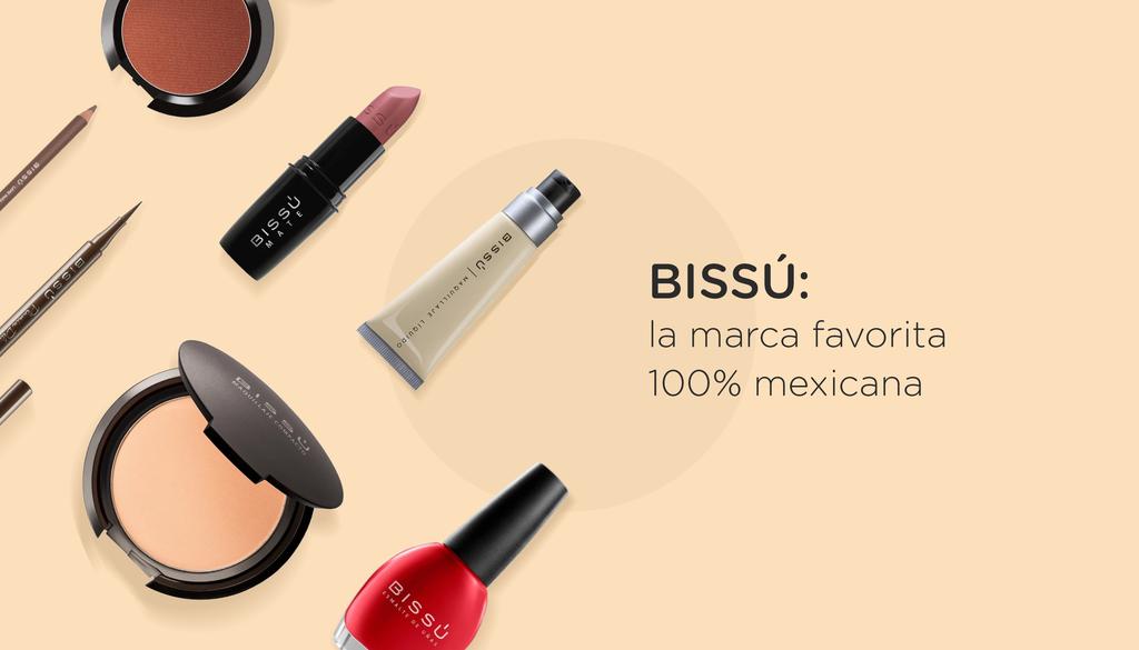 Bissú: la marca favorita 100% mexicana